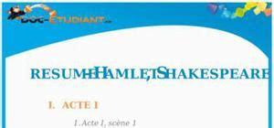 Hamlet Resume En Francais by R 233 Sum 233 Don Juan De Moli 232 Re Es Digischool Documents