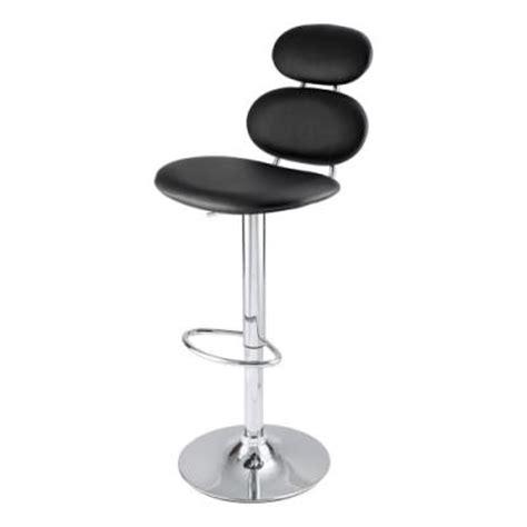 chaise de bar avec dossier chaise de bar avec dossier design x2 elite chaises de bar sièges sélection shopping