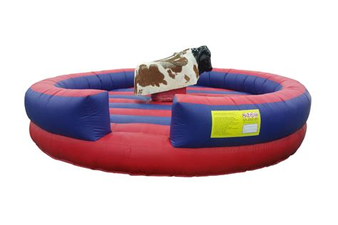 mechanical bull air bounce adventures rentals in