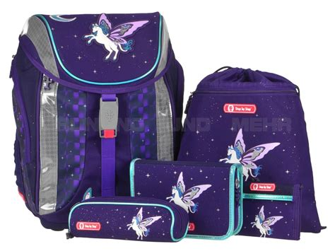 step  step flexline pegasus dream schulrucksack set
