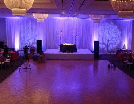 pipe and drape atlanta pipe drape rentals pohp events atlanta event rentals