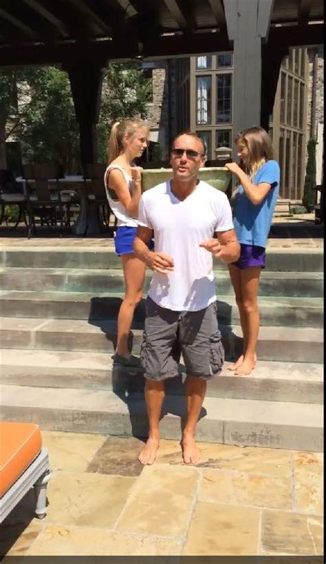 tim mcgrawbarefoot crushes wrestling couple