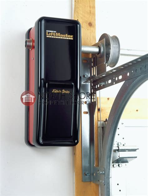 how to program a liftmaster garage door opener liftmaster 8500 side mount residential garage door opener