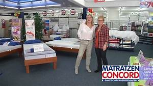 Concord Matratzen München : matratzen concord regional tv im tiroler oberland ~ Markanthonyermac.com Haus und Dekorationen