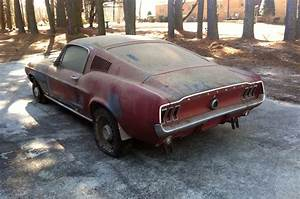 1967 Ford Mustang 390 GT Fastback Barn Find - Hot Rod Network