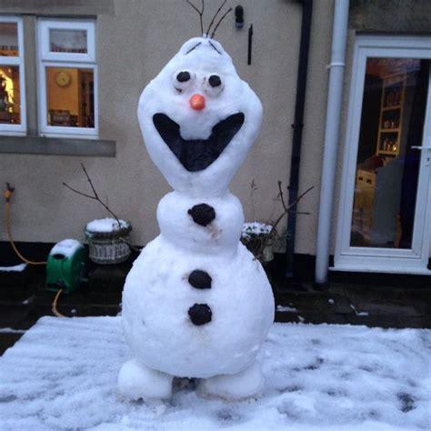 britains  snowman    olaf