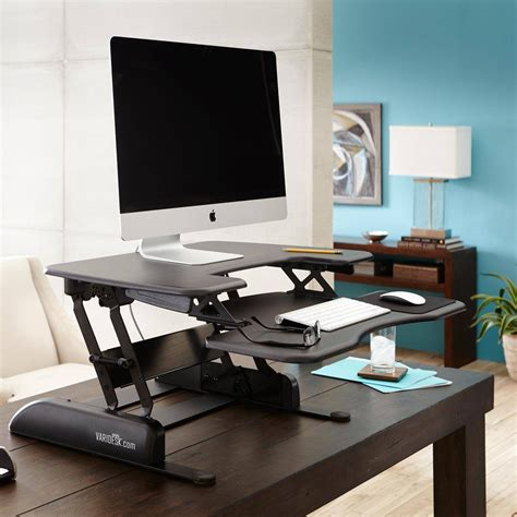 stand up desk standing desk pro plus 36 varidesk