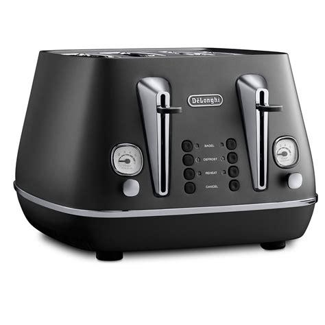 delonghi toaster delonghi distinta 4 slice toaster review