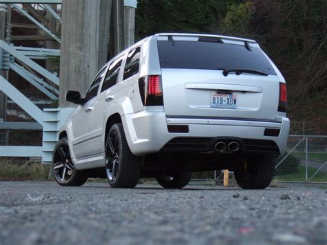 2006 jeep grand cherokee custom hojeepster 2006 jeep grand cherokee specs photos