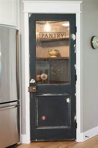 Door By Rafterhouse Pantry Doors Kitchen Repurposed Ideas