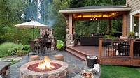 Patio Designs 10 Stunning backyard patio design ideas - YouTube