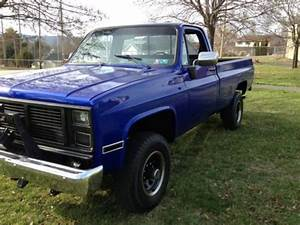 Sell Used 1987 Gmc Sierra Classic One Ton 4x4 In Pittston  Pennsylvania  United States