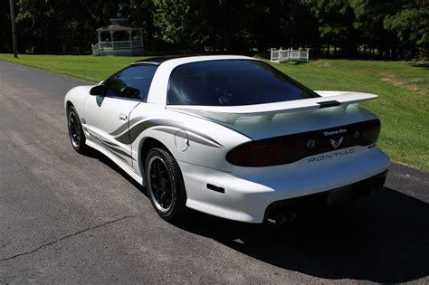 2000 Pontiac Firebird Trans Am Ws6