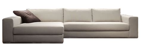 canapé large canapé d 39 angle tissu haut de gamme portofino par verysofa
