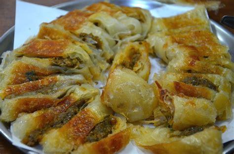 cuisine turque borek découvrir la cuisine turque