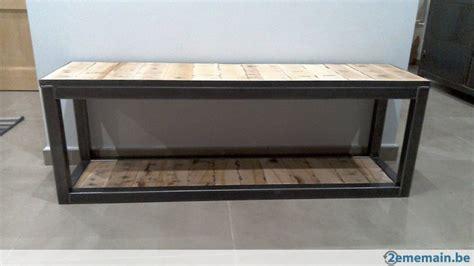 meuble bas cuisine 40 cm largeur petit meuble bas range chaussures style industriel a