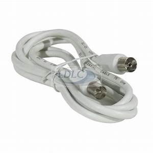 Cable D Antenne Tv : c ble coaxial m le femelle pour antenne tv 5 m tres ~ Dailycaller-alerts.com Idées de Décoration