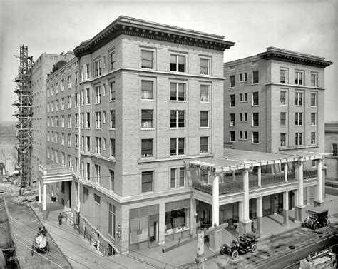 Shorpy Historic Picture Archive :: Hotel Marion: 1908 high ...