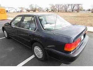 Sell Used 1992 Honda Accord Lx Sedan 4