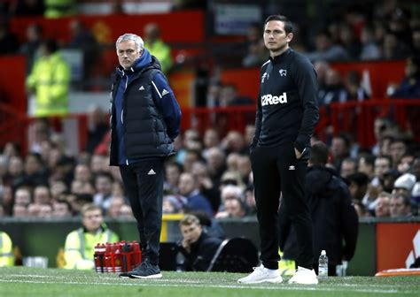 Jose Mourinho could face former club Chelsea in Carabao ...