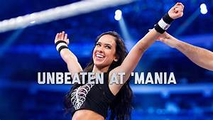 WWE Looks At Stars Who Are Undefeated At WrestleMania, New ...  Wwe