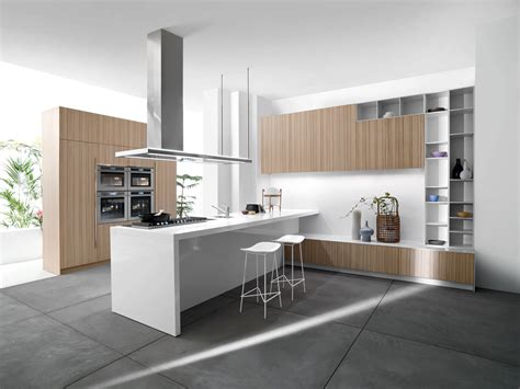 modern italian kitchens  snaidero home decoz