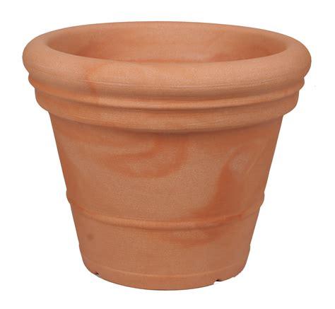 pot imitation terre coloris terre cuite poterie pots de