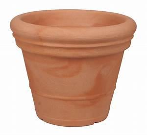 Pot De Fleur Grande Taille : pot imitation terre coloris terre cuite poterie pots de fleurs design d co boutique ~ Teatrodelosmanantiales.com Idées de Décoration