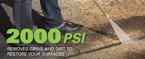 Amazon Com   Greenworks Gpw2005 Pressure Washer  2000 Psi