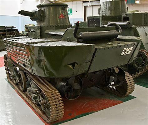 hibious tank vickers amphibious light tank a4e3