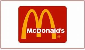 Mcdonalds logo 2018