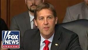 Sen. Ben Sasse unloads on Congress at Kavanaugh hearing ...