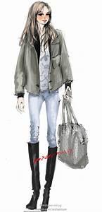 Xunxun-Missy fashion illustration #fashion #illustration #fashionillustration | FD | Pinterest ...