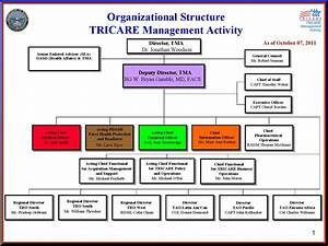 Tricare Organization Chart By Squid 1125