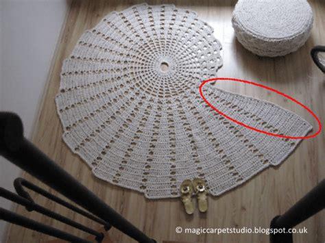 seashell rug home decor