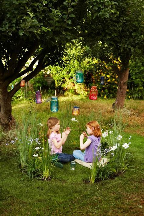 creative  fun outdoor kids play areas digsdigs