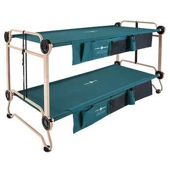 portable bunk beds o bunk xl portable cot bundle