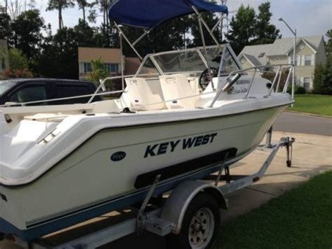Key West Boats Virginia by 1999 Key West 2020wa Fishing Boat For Sale In Virginia Bch Va