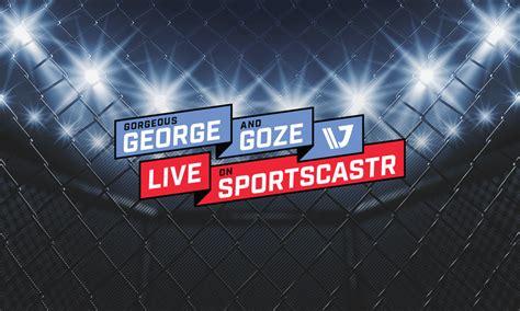 MMA Junkie Radio weekly live stream on SportsCastr (noon ET)