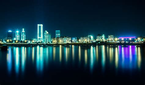 Montevideo skyline | If you like my work and want to ...