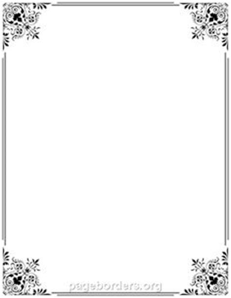 bingkai undangan images border design frames