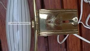 Lampe Zum Klemmen : alte seltene lampe aus messing mit glaszylinder zum klemmen ans bett bild ~ Orissabook.com Haus und Dekorationen