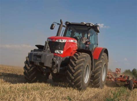 Massey Ferguson 8690 Tractor Specs