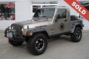 2005 Gray Jeep Wrangler Unlimited