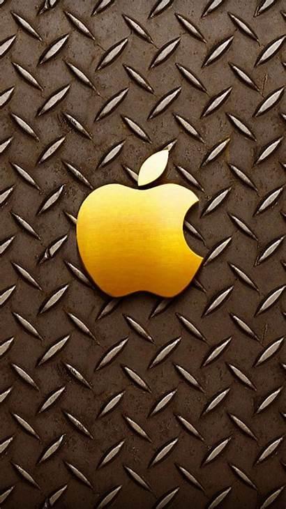 Iphone Gold Plus Apple Wallpapers Wallpapersafari