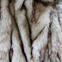 faux fur throw Amazon.com - Best Home Fashion Amber Fox Faux Fur Full ...