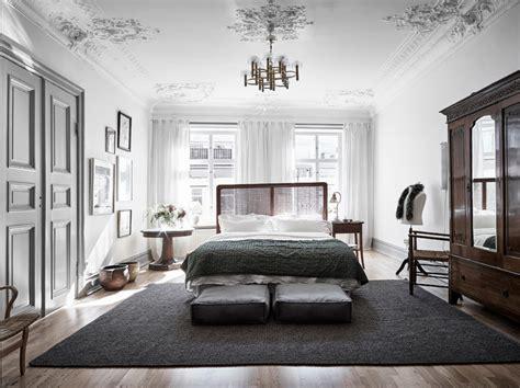 schlafzimmer ideen bett mitten im raum 10 clevere schlafzimmerideen