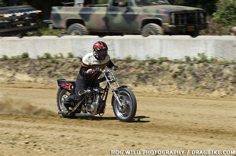Motorcycle Dirt Drags Return