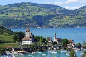 Switzerland, Interlaken, Hd, Wallpaper