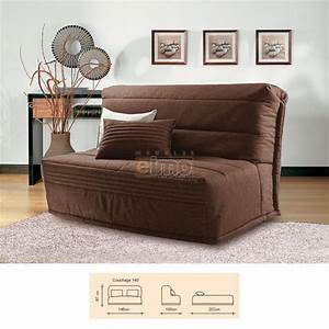 banquette convertible bz couchage 140 cm chapi With banquette couchage